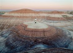 Vincent Fournier, Space Project: MDRS #04, Mars Society, 2008, U.S.A.