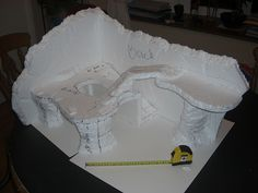How I made my first fake rock (Bearded Dragon enclosure) PIC HEAVY! - Reptile Forums