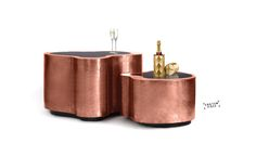 Wave Coffee Table by Boca do Lobo. From the Coolors Collection.