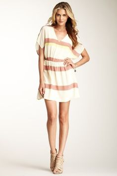 Madison Marcus Alcee Striped Dress