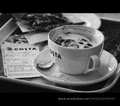 Costa Coffee Sequence Costa Coffee, Coffee Cafe, Make It Yourself, Tableware, Kaffee, Dinnerware, Coffeehouse, Dishes