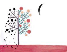 Mariona Cabassa ilustra Una sed de ilusiones infinitas, antología de Rubén Darío.   Esta obra se incluye en la colección Adarga de Edelvives, dirigida a niños de a partir de 10 años.