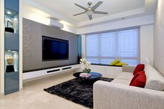 A living room needs to be welcoming for you and your guests. More people will be able to visualize it as their own. Checkout 25 best modern living room designs.