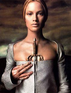 styleregistry: Versace   Fall 1998