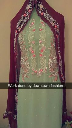 Craft Punjabi Suit Boutique, Punjabi Suits Designer Boutique, Boutique Suits, Designer Punjabi Suits, Indian Designer Wear, Embroidery Suits Punjabi, Hand Embroidery Dress, Embroidery Fashion, New Style Suits