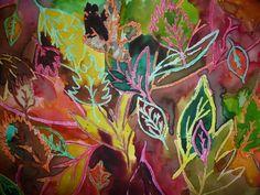 Téma: Podzimní listí