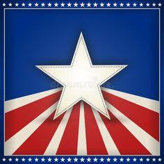 Liberty, Badge, Freedom, Stripes, Symbols, Stock Photos, Stars, History, Illustration