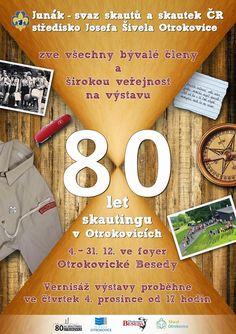AnTi-dill Team: 80. let skautingu v Otrokovicích