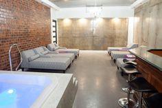 Spa – Purple Rayn Spa Branding, Relax, Lounge, Luxury, Purple, Home Decor, Airport Lounge, Decoration Home, Room Decor
