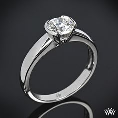 Charles Moissanite Engagement Solitaire Available Engagement Solitaire, Wedding Rings Solitaire, Shop Engagement Rings, Diamond Solitaire Rings, Diamond Cluster Ring, Vintage Engagement Rings, Wedding Bands, Bling Bling, Wedding Ring Designs