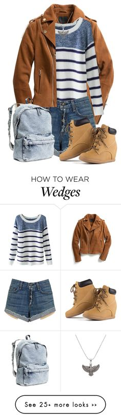 """""""Untitled #1029"""" by littledeath11 on Polyvore featuring mode, Exclusive for Intermix, Chicnova Fashion, Alex and Ani, rag & bone/JEAN et H&M"""
