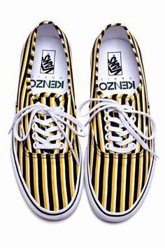 7f53fb2455 Kenzo x Vans Print Sneakers Leopard Print Sneakers