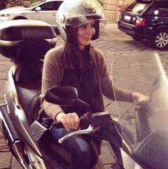 Elissa in Italy