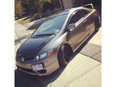 """""""Car - 2007 Honda Civic Coupe in MAPLE RIDGE, BC $8,000"""""""