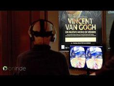 Life inside a Van Gogh Painting - A Virtual Reality Walkthrough - YouTube
