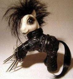 Edward Scissorhooves ..Nice Pony!!