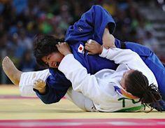 山部の技あり :フォトニュース - リオ五輪・パラリンピック 2016:時事ドットコム