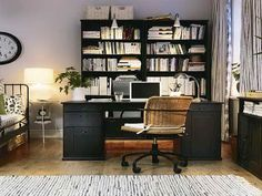 ikea home office furniture. 7 Easy Ways To Make Your Home Office Work Better- Goodtimessantacruz.com. Furniture IdeasIkea Ikea P
