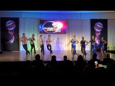 ▶ FUERZA MONTUNO & ISIDRO CORONA, USA & MEXICO, AMATEUR SALSA TEAM, FINAL ROUND, WLDC 2014 - YouTube