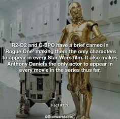I saw them! // Star Wars Facts