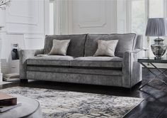 Duresta's stylish Bayswater 4 seater classic back sofa is beautifully handcrafted. Superb Duresta quality at a remarkable price. Furniture, Sofa Armchair, Seater, Sofa, Upholstery, Scatter Cushions, British Design, Fabric Sofa, Furniture Village