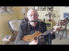 Peace Train -- Cat Stevens -- (Yusuf Islam) -- Baritone Uke & Harmonica ...
