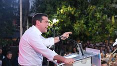 Μίλησε στη μισή πλατεία που και αυτή δεν ήταν όλη γεμάτη – Διχαστικός για μια ακόμη φορά ο λόγος του – «Οι δημοσκοπήσεις της συμφοράς θα διαψευστούν» είπε ο πρόεδρος του ΣΥΡΙΖΑ Στη Λάρισα μίλησε το βράδυ ο Αλέξης Τσίπρας.Η σημερινή συγκέντρωση ήταν προγραμματισμένη για τις 7.30 και ξεκίνησε με μιάμιση ώρα καθυστέρηση προκειμένου να […] Chef Jackets, Fashion, Moda, Fashion Styles, Fashion Illustrations