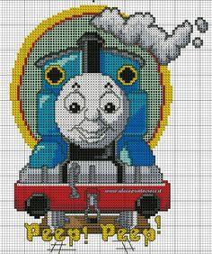 Thomas the Train 1 of 2