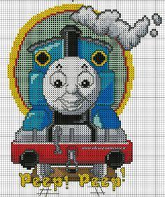 Thomas the Train 1 of 2