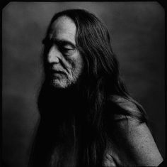 Willie Nelson by Mark Seliger