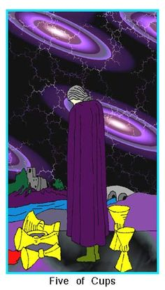 five of cups - Google Search