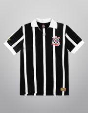 Camiseta Corinthians Retrô - Réplica de 1954