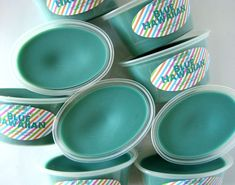 Blue Hawaiian - Scented Soy Wax Melt - 2 Pack - Home Fragrance - Tropical Scent - Scent Shot