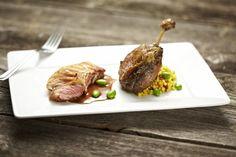 Michael Voltaggio's Crispy Chicken Thighs Recipe — Dishmaps