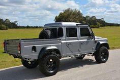 Stunning Land Rover Defender 130