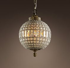 Casbah Crystal Chandelier Small from Restoration Hardware. Shop more products from Restoration Hardware on Wanelo. Hallway Light Fixtures, Hallway Lighting, Home Lighting, Kitchen Lighting, Bathroom Lighting, Farmhouse Lighting, Bar Lighting, Lighting Ideas, Kitchen Chandelier