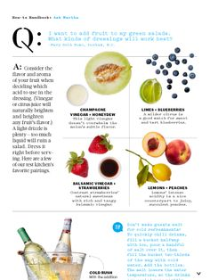 """I saw this in """"Ask Martha"""" in Martha Stewart Living July August 2014."""