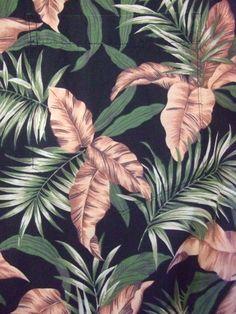 Vintage Hawaiian Shirt Fabric http://www.revivalvintage.co.uk/