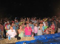 """2006 - The """"Gypsies"""" close the festival - what a time!"""