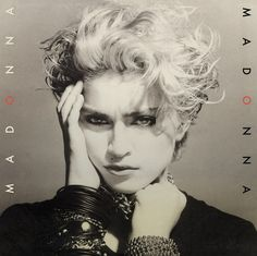Madonna by Madonna (1983) / 42 Classic Black And White Album Covers via BuzzFeed