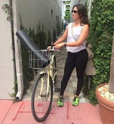 Sharon Aluma, Miami Green Monkey Yoga and The Standard, Miami Beach