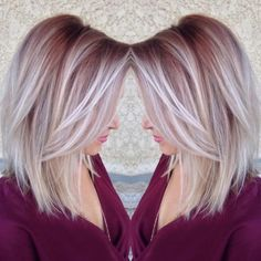 20 Fabulous Summer Hair Color Ideas – Amazing Hair Colours Straight Lob Hairstyle – Ombre, Balayage Hair Styles - Unique World Of Hairs Ombré Hair, Hair Day, Curly Hair, Hair Locks, Summer Hairstyles, Cool Hairstyles, Medium Hairstyles, Hairstyles 2016, Formal Hairstyles
