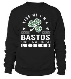 BASTOS Original Irish Legend