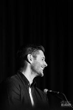 "stardustandmelancholy: "" Jensen Ackles, Salute to Supernatural Denver 2015 Photography by Stardust and Melancholy """