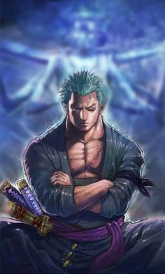 Roronoa Zoro One piece