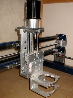 The Pilot Pro CNC routers - Robotic Cutter for Biz or Hobby - Low Cost, High Performance router made of steel. Also, plans to build the CNC router and many other projects are available. Cnc Router Parts, Diy Cnc Router, Rockler Woodworking, Hobby Desk, Hobby Cnc, Hobbies To Try, Hobbies That Make Money, Hobby Electronics Store, Desktop Cnc