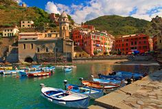 Vernazza, Italy. take me back<3
