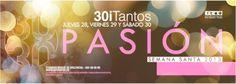 30itantos, tu discoteca en el centro de Valencia, esta semana santa vive la 30pasión con nosotros. Abrimos jueves 28, viernes 29, sábado 30. QUE NO TE LO CUENTEN....