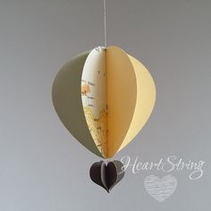 6 Hot Air Balloon Decoration-oh the places you will go-baby
