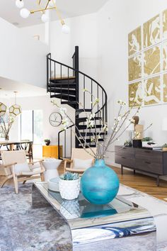 Orlando Soria Orcondo living room